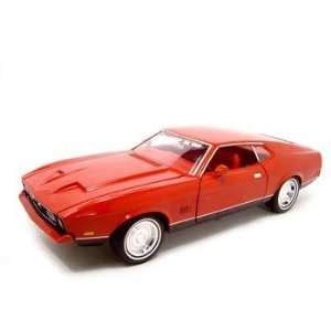 mpc  ford mustang mach    model car mountain kit