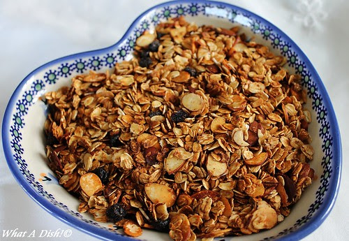 No-Oil Granola