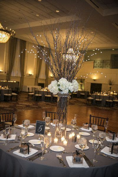Black and White Ballroom Wedding in 2019   Wedding