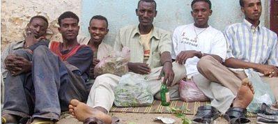 Somali immigrants in Sweden