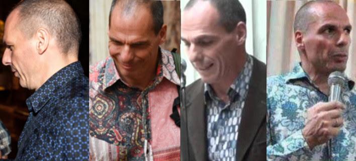 Γιατί ο Τσίπρας στηρίζει Βαρουφάκη,παρότι δεν του αρέσουν τα πουκάμισά του