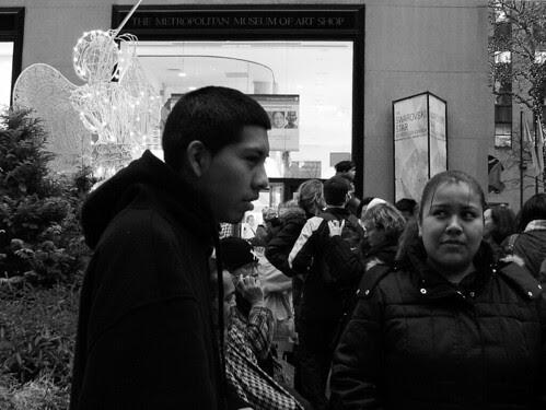 Rockefeller Center Look