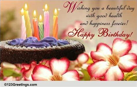 Beautiful Birthday Wishes! Free Flowers eCards, Greeting