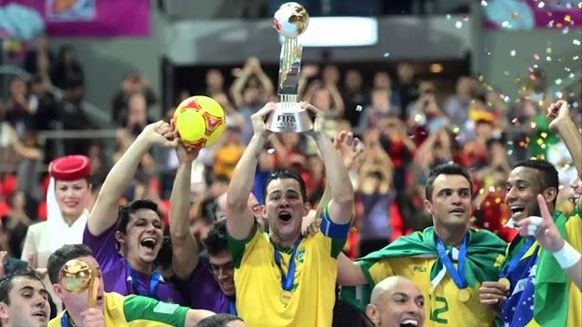 Mundial de Futsal: História, curiosidades e 2016