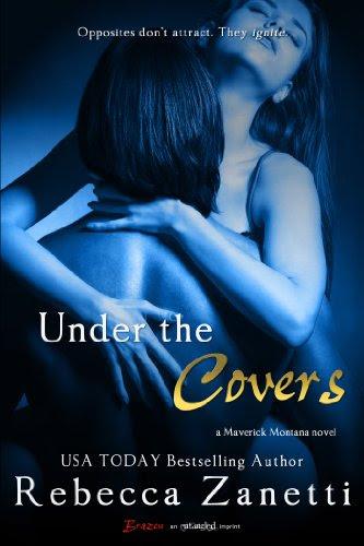 Under the Covers (Entangled: Brazen) by Rebecca Zanetti