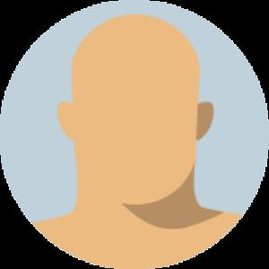 Icon of a faceless bald man