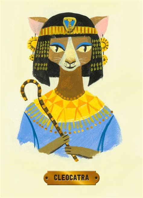 Cleopatra Cat Birthday Card   Greeting Cards   Hallmark