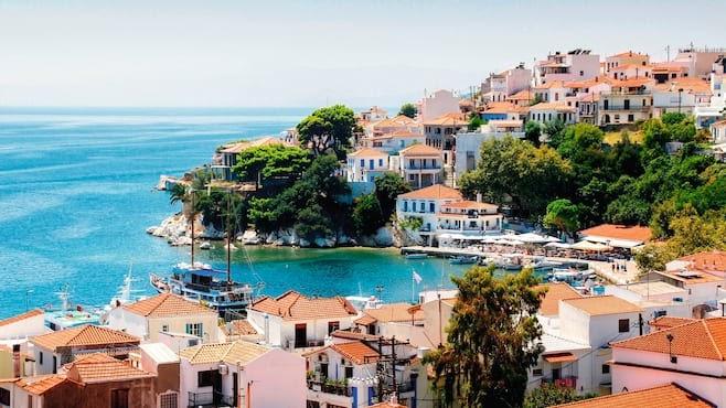 O insulă care te va face să te îndrăgostești de Grecia