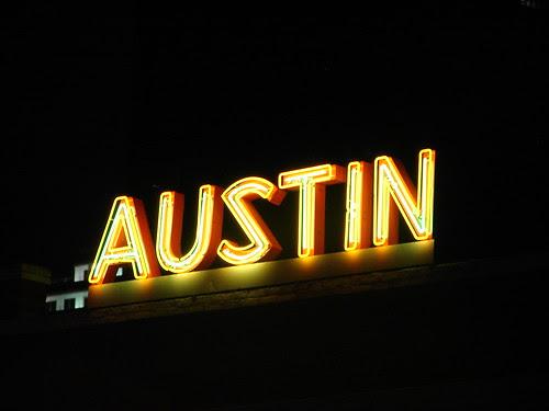Austin, Texas~no place like it!
