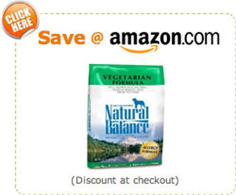 natural balance dog food coupons july  printable