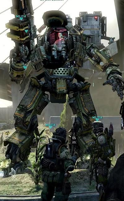 Titanfall: Respawn's 'second skin'   Polygon