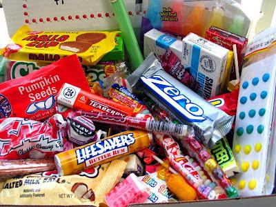 Box of Nostalgic Candy