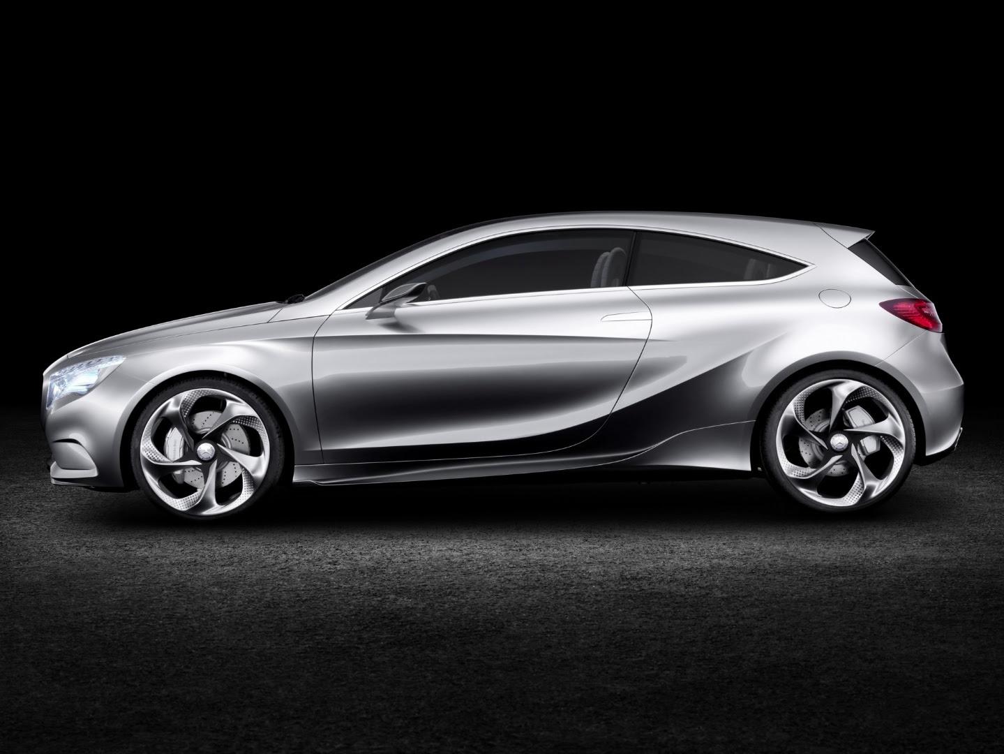 Mercedes-Benz, Please Build a Three-Door A-Class ...