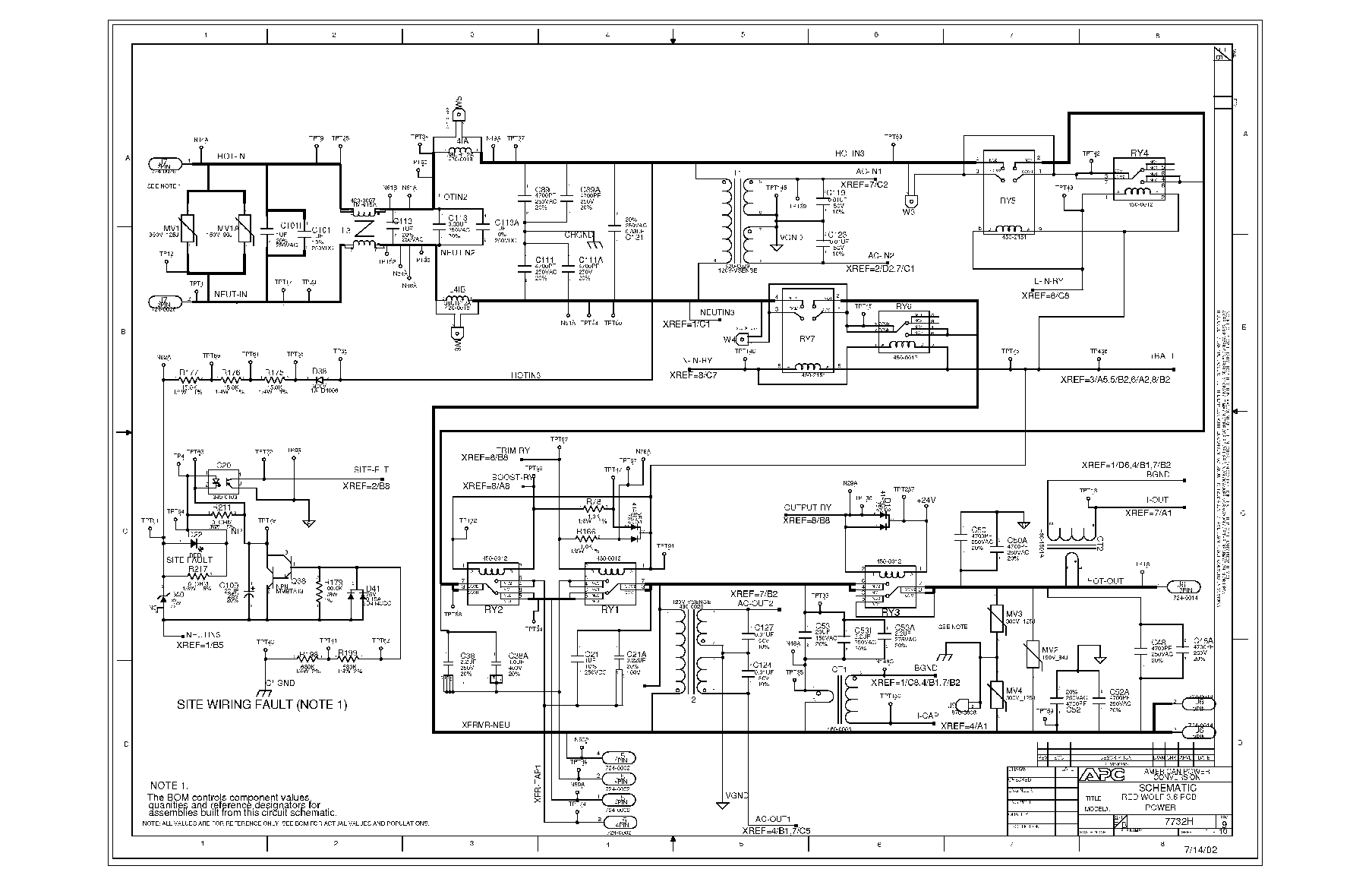 pdf ups wiring diagrams