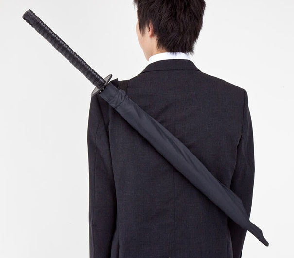 Samurai Sword Umbrella (1)