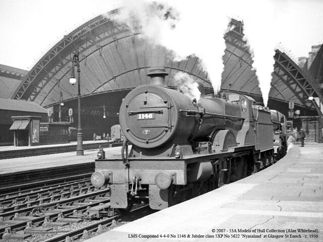 c.06/1936 - Glasgow Saint Enoch.