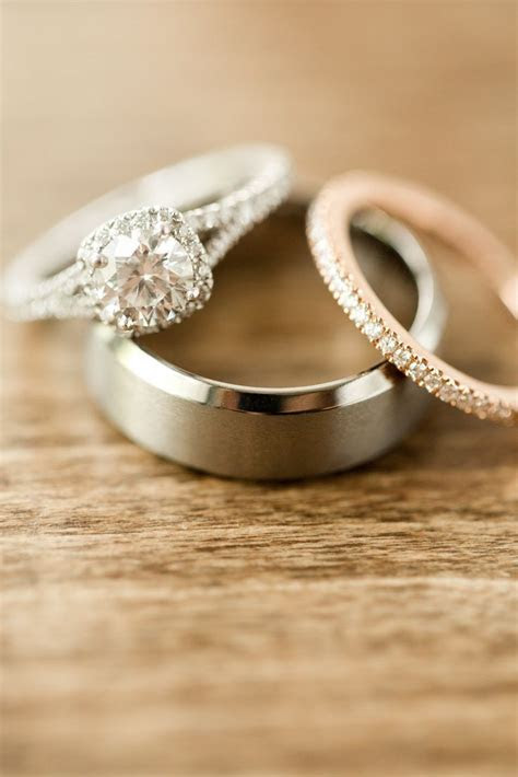 Wedding Bands and Engagement Rings   Katelyn James