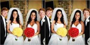 Pernah terbayang tidak bagaimana rasanya mempunyai pacar yang merupakan  saudara kembar 5 Pasangan Kembar Ini Menikah Dengan Pasangan Kembar