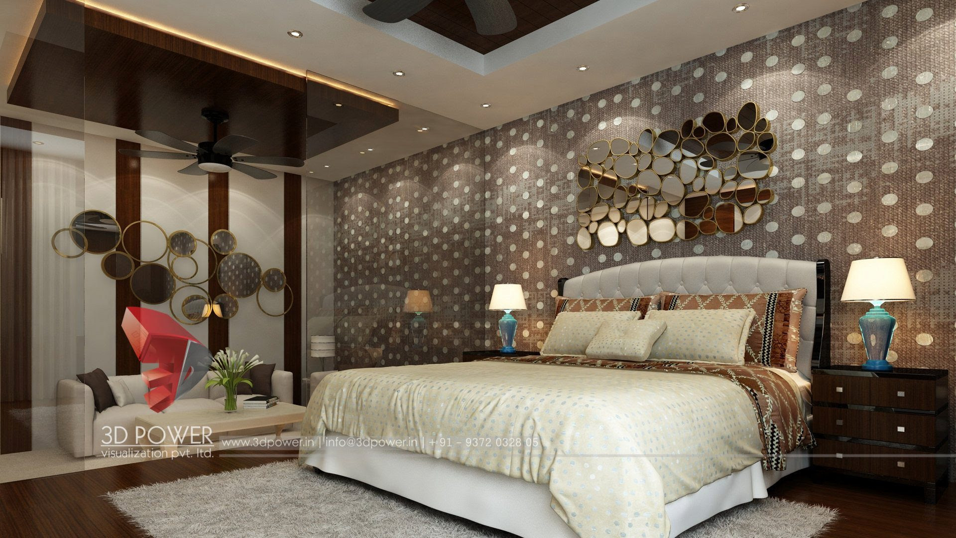 3D Interior Design & Rendering Services | Bungalow & Home ...