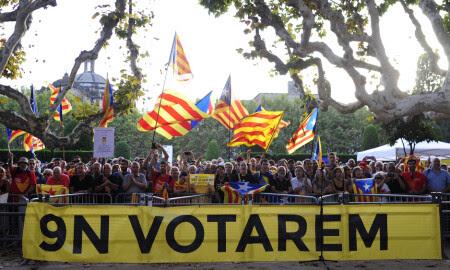Thumbnail for Catalonia kan bli selvstendig - TV2.no