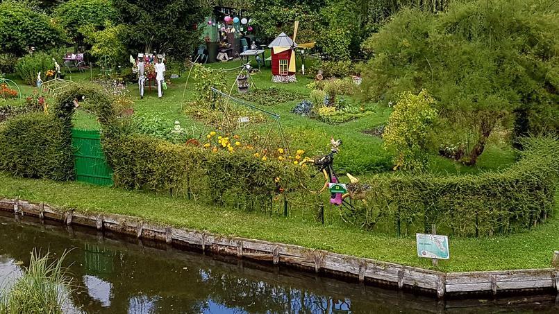 Amiens Jardins Sur L'eau