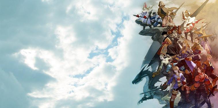 Final Fantasy Tactics Wallpaper