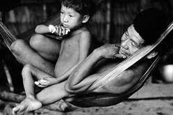 Los yanomami son el mayor pueblo indígena relativamente aislado de la Amazonia