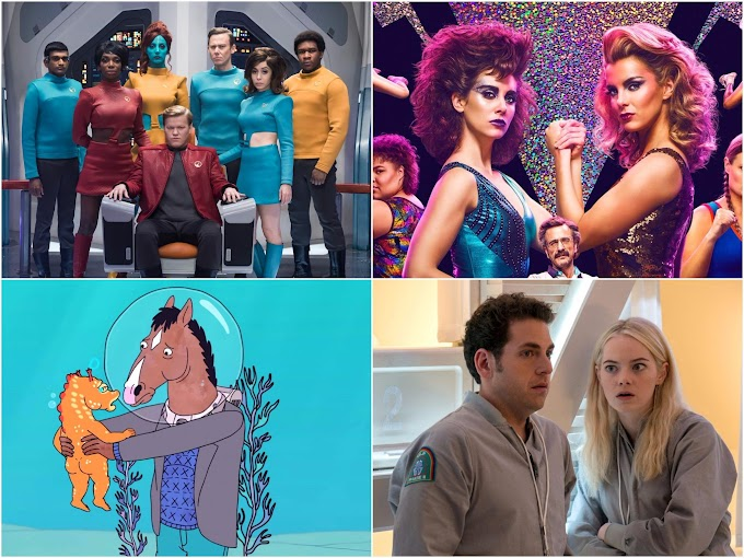Top 5 Netflix series you can watch on the go