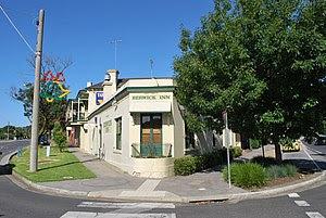 Berwick Inn at Berwick, Victoria