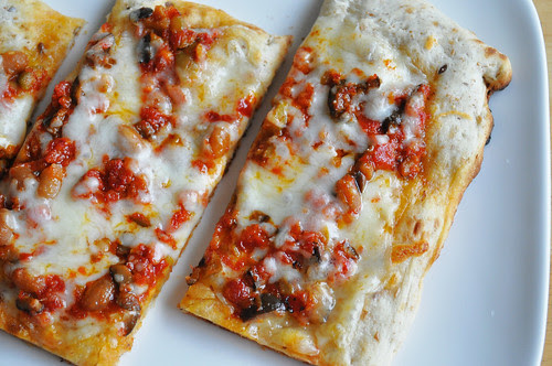 Stonefire Whole Wheat Flatbread Pizza