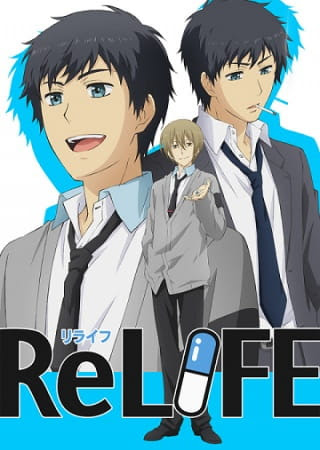 ReLIFE(TV Anime)