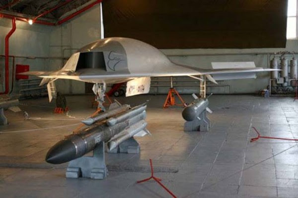 Skat Dimensiones: Envergadura: 11,5 m, longitud: 10.25 metros, Peso máximo al despegue: 10.000 kg Velocidad máxima: 800 km / h (497 mph) a baja altura, combate de carga, 2.000 kg, radio Fighting: 2.000 kilometros (1.240 millas).