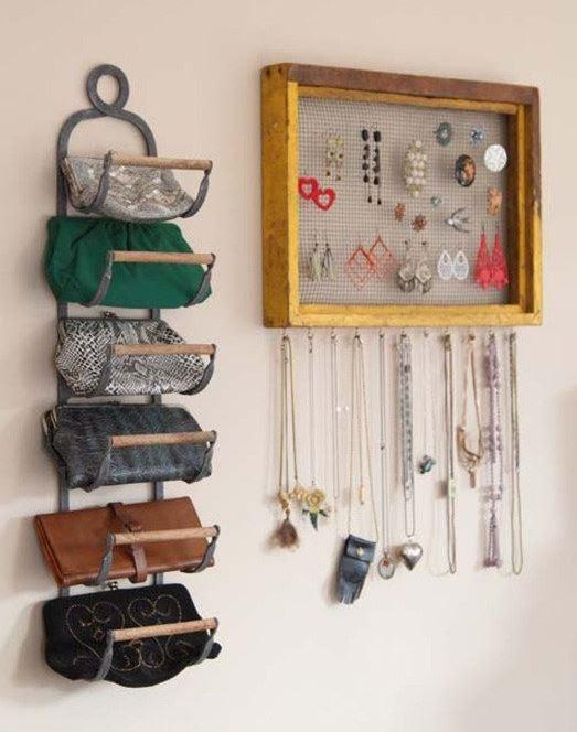 como organizar clutches