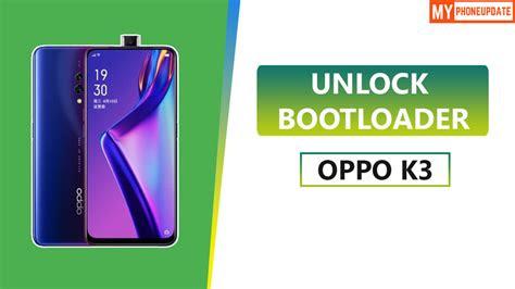 unlock bootloader  oppo  official method