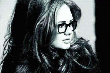 Adele wearing Ray-Ban RX RX5228 Eyeglasses