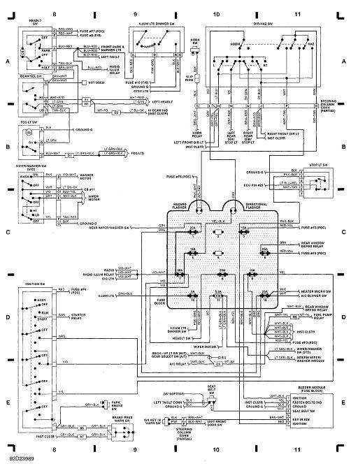 91 Jeep Yj Wiring Diagram Wiring Diagram Screen Screen Amarodelleterredelfalco It