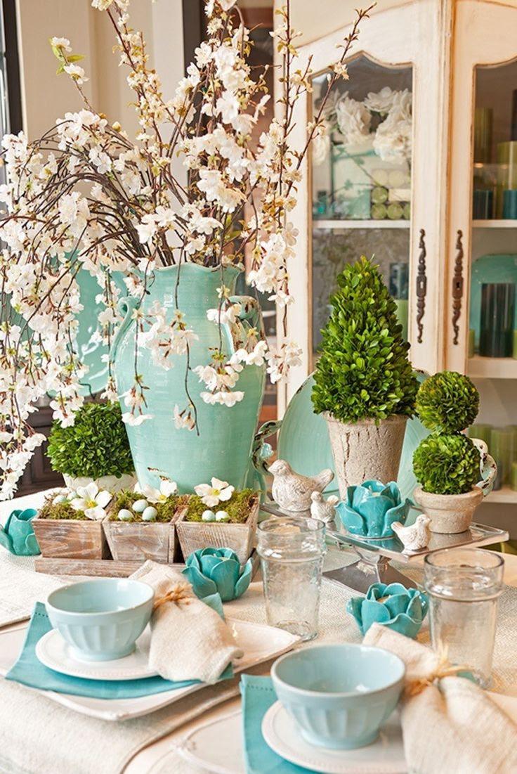 10 Fabulous & Simple Easter Decoration Ideas - Decoration Love