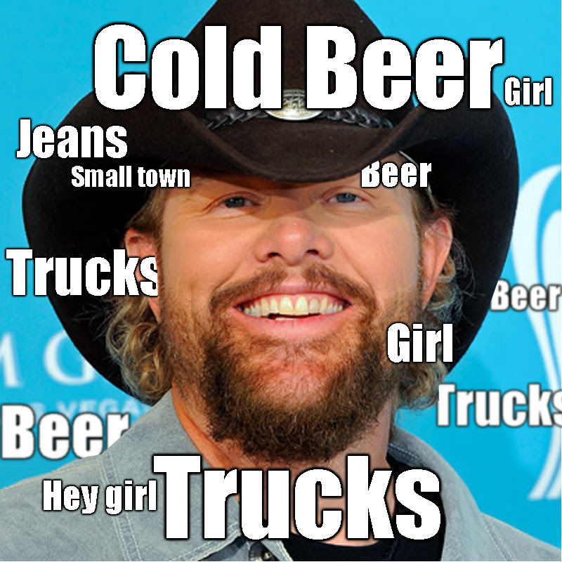 Why Mainstream Country Music Sucks Funny