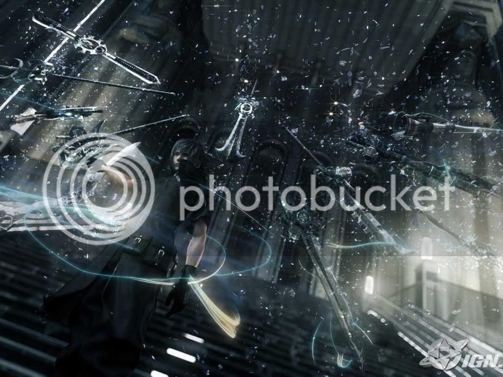 Lightning Final Fantasy XIII Wallpaper