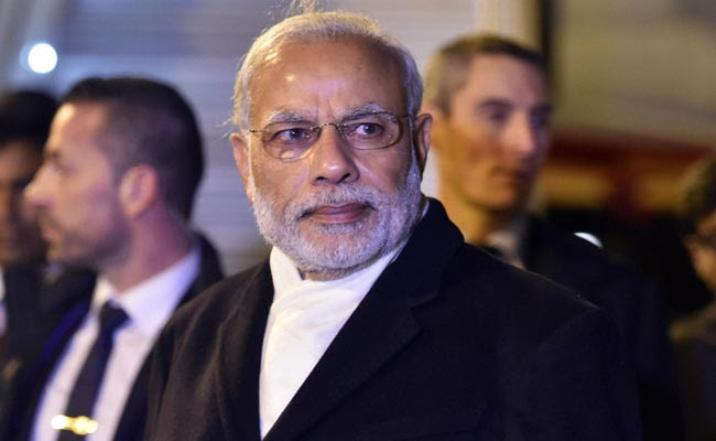 PM Narendra Modi Takes On Rich Nations On Climate Change Ahead of Paris Summit