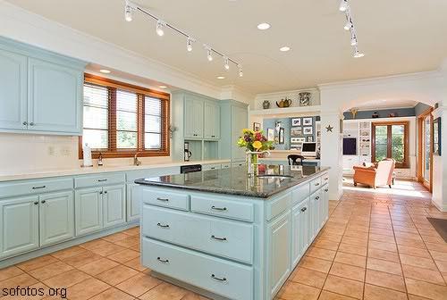 Cozinhas decoradas planejadas