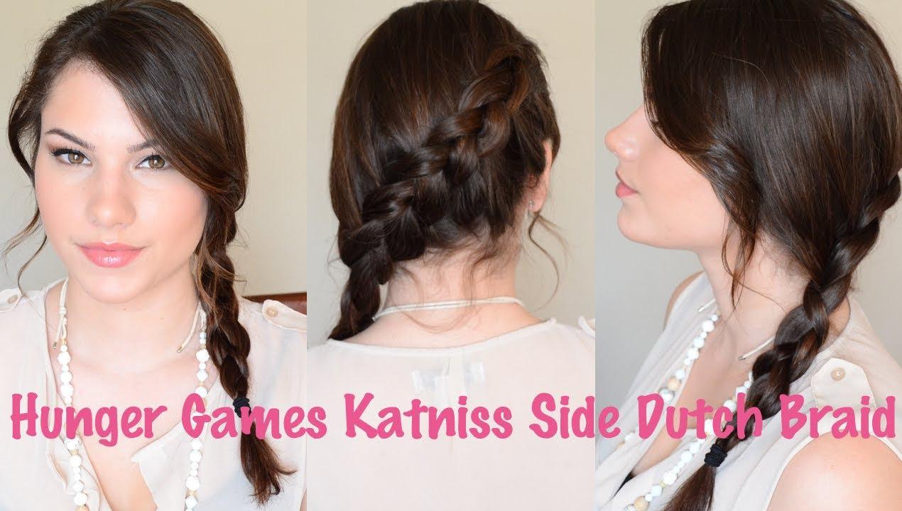 Tribute Von Panem Katniss Frisur Yskgjt Com