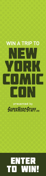 Win a Trip to NY Comic Con