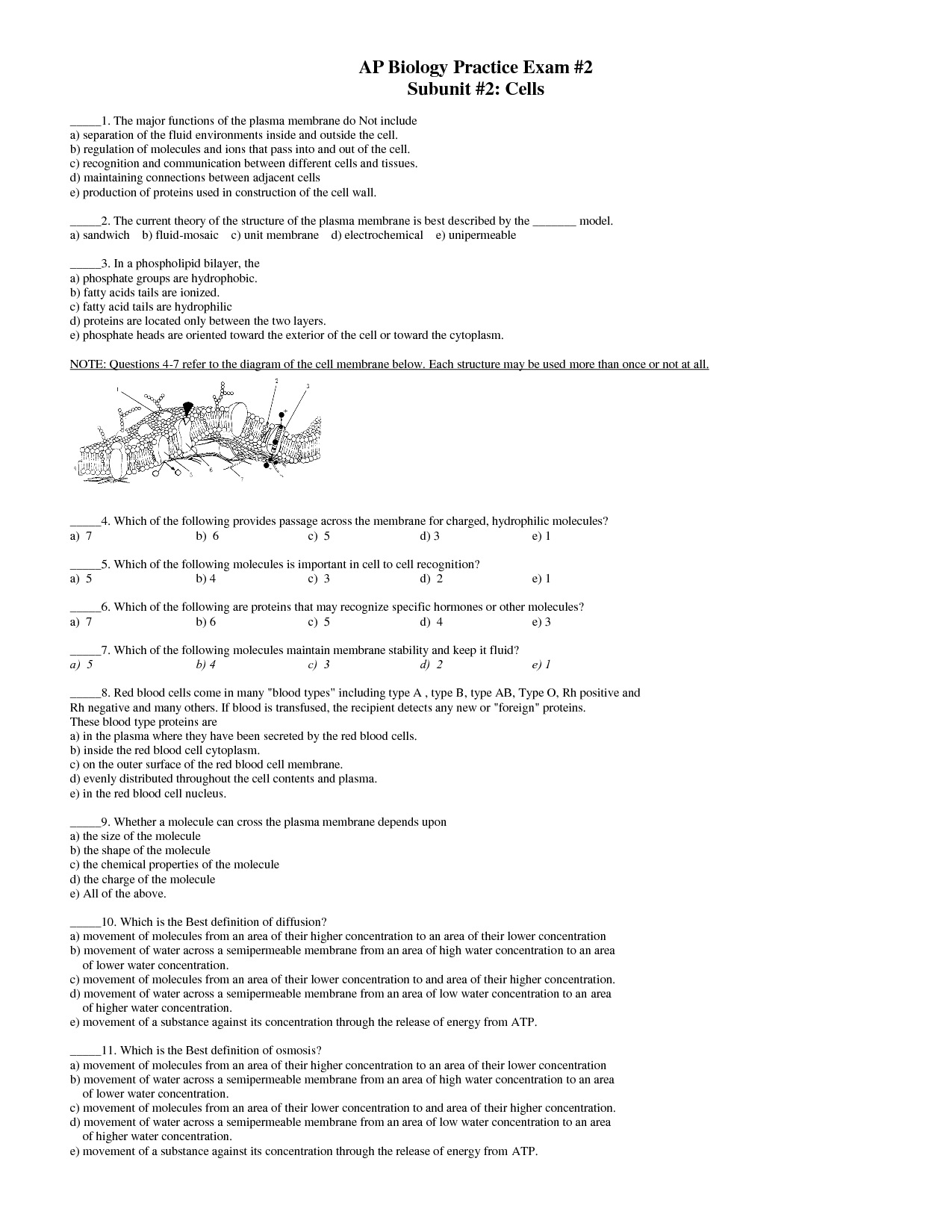 Ap biology test essay questions - antitesisadalah.x.fc2.com