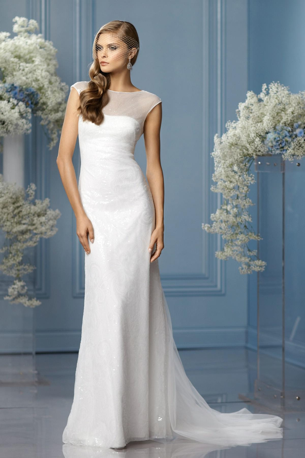 Bridal Gowns: contemporary bridal gowns