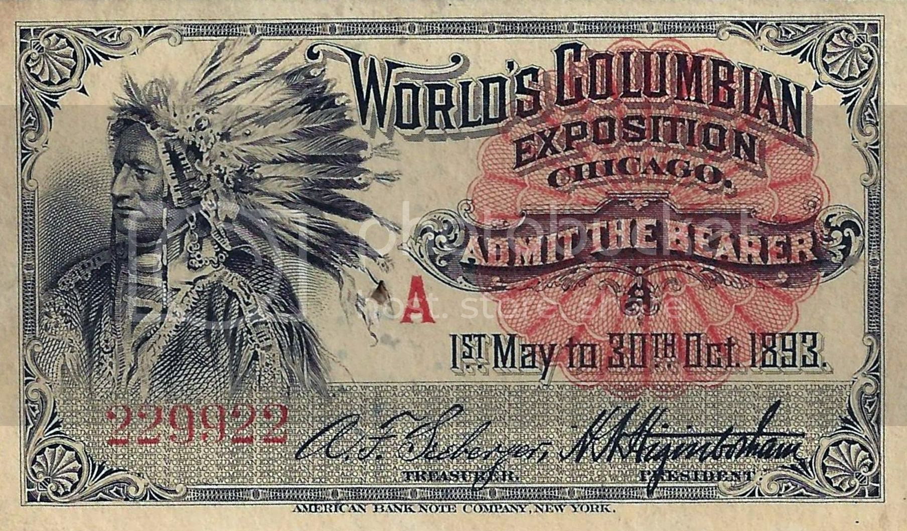 World's Columbian Exposition Chicago Indian photo worldscolumbianexpositionchicago1893indianticket_zps4b40c9ed.jpg
