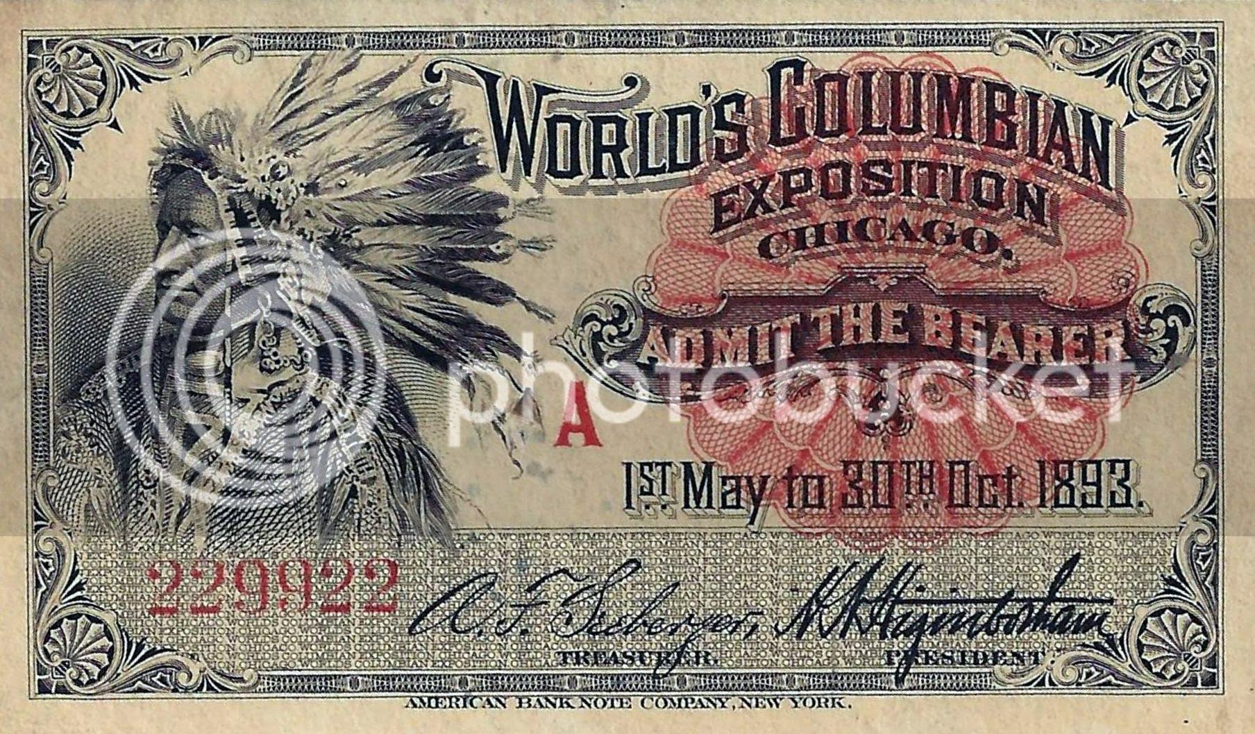 World's Columbian Exposition Chicago Indian photo worldscolumbianexpositionchicago1893indianticket_zps4b40c9ed.jpg