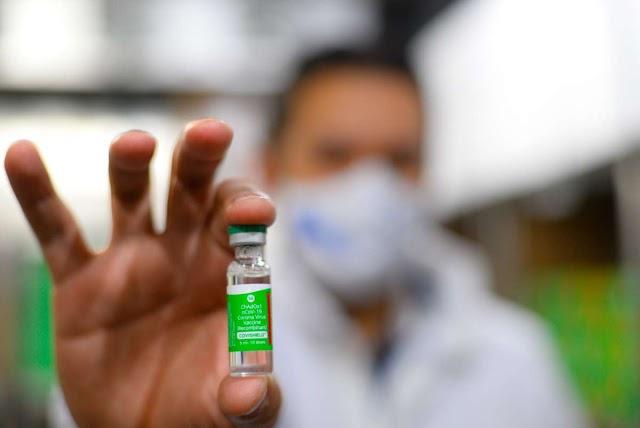 Segundo lote de vacinas contra a Covid-19 começa a ser distribuído aos municípios