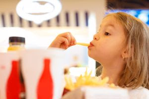 Can healthy fast food fight obesity?