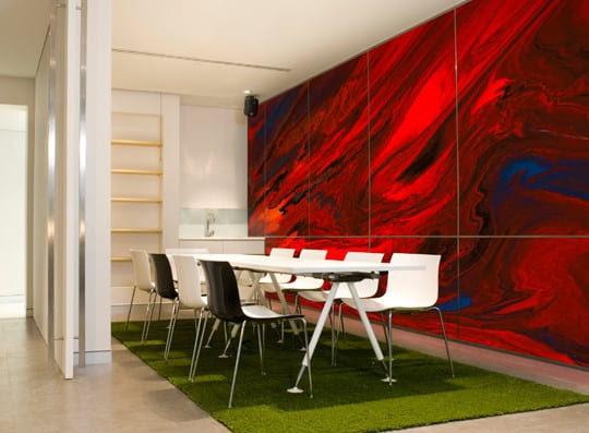 Wandgestaltung Ideen für eine moderne Wandgestaltung mit ...